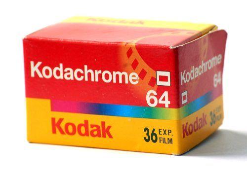 Kodaks legendariske film Kodachrome gikk ut av produksjon i 2009.