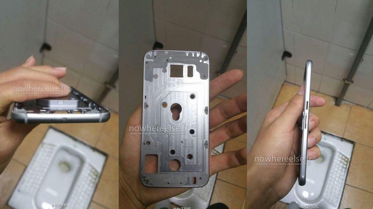 Er dette Samsung Galaxy S6?