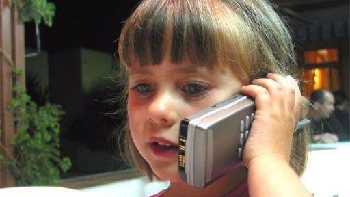 Setter barnelås på mobilen