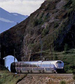 Norske tog får bedre kommunikasjon. (Foto: Jernbaneverket)