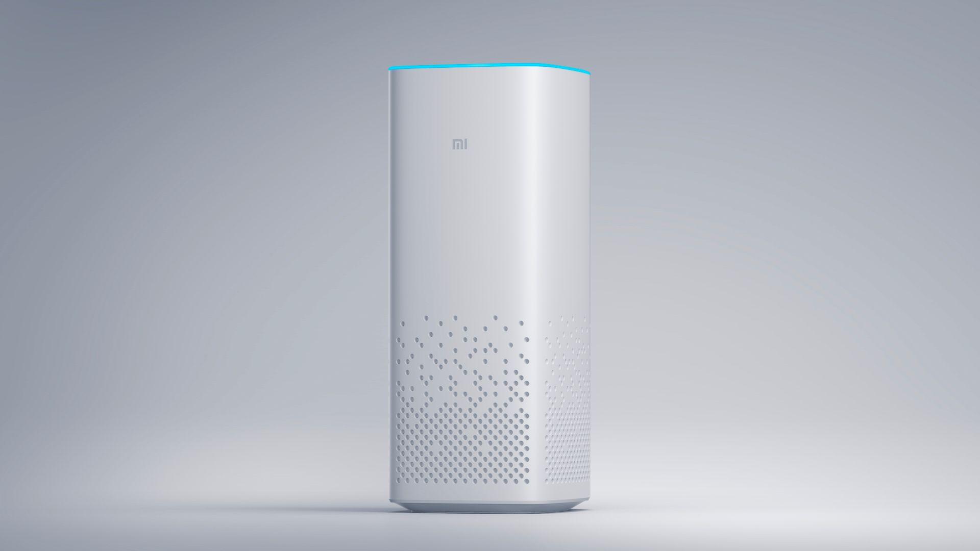 Mi AI Speaker.