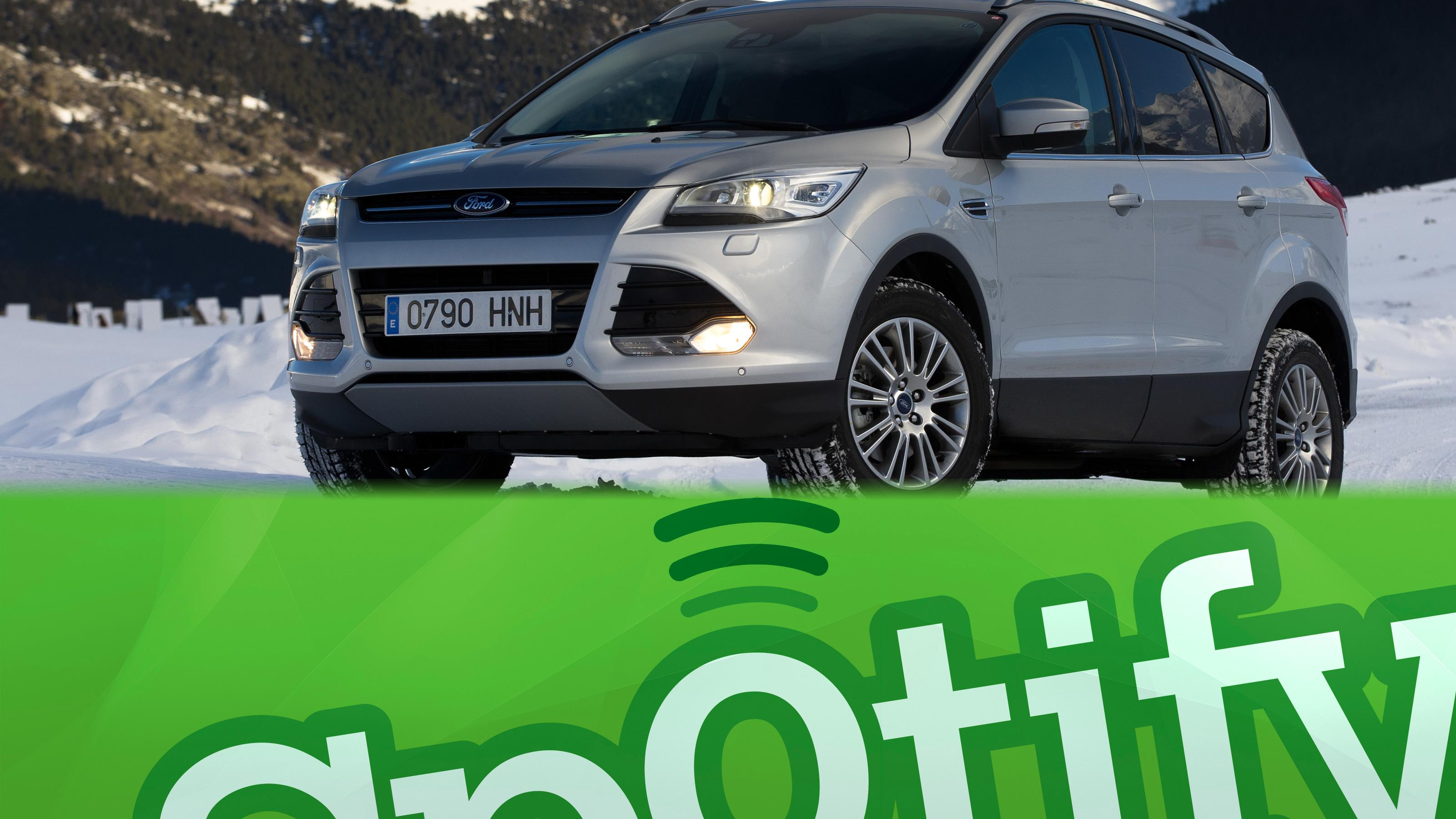 Spotify kommer rett i bilen