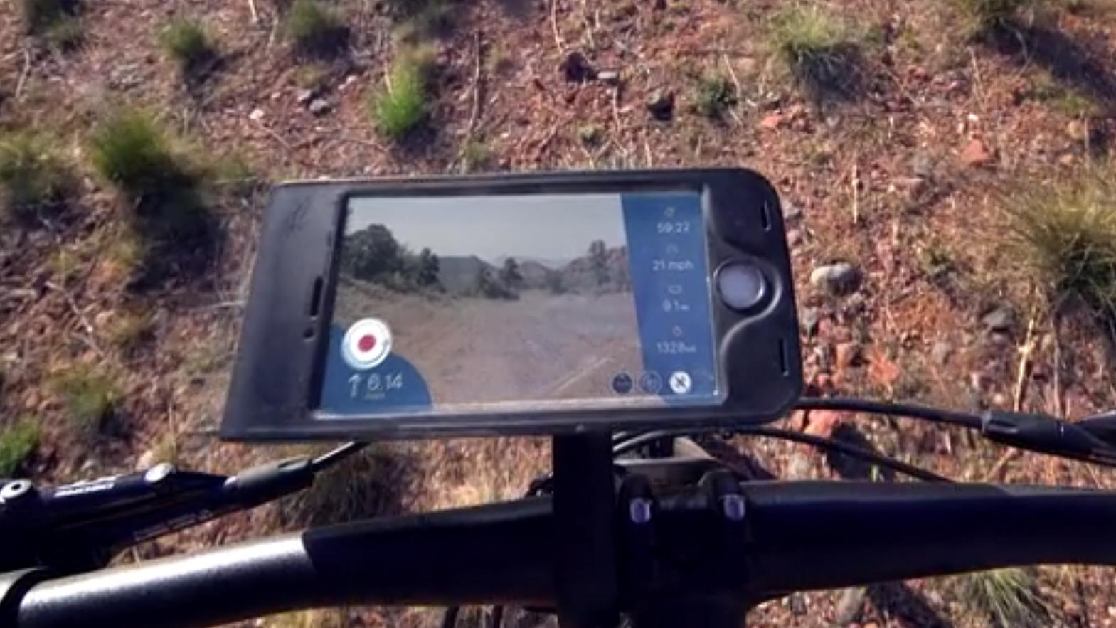 Med denne kan du forvandle iPhone til en fullverdig sykkelcomputer