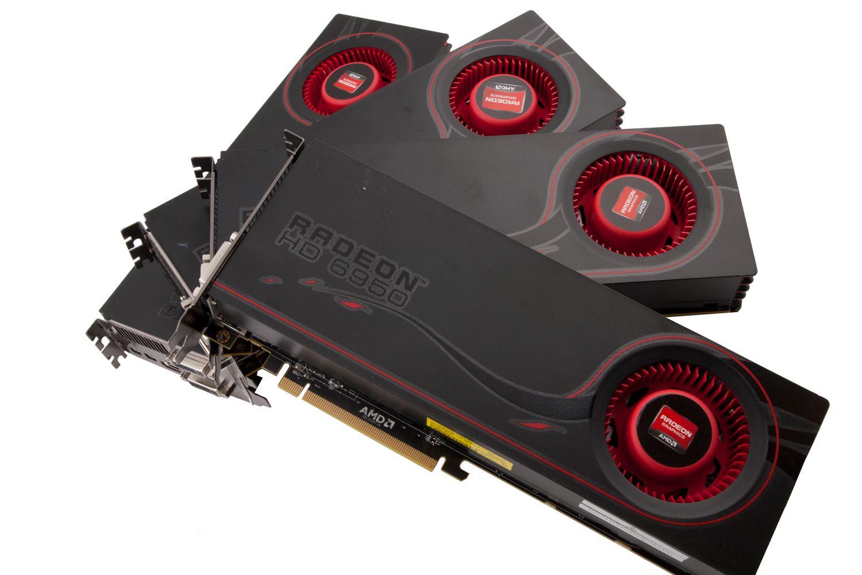 Cayman-arkitekturen i AMDs Radeon HD 6000-serie var både kjapp og kjølig.Foto: Jørgen Elton Nilsen, Hardware.no