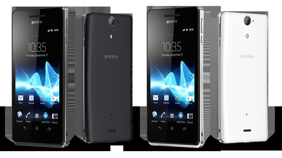 Xperia V.Foto: Sony