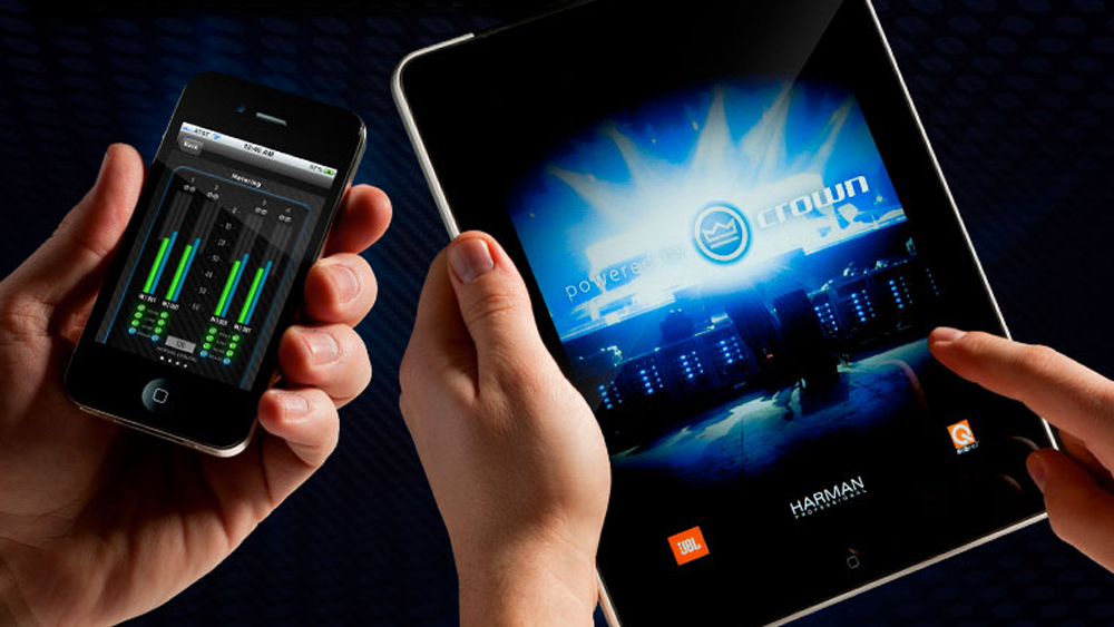 Harman lanserer app for trådløse systemer