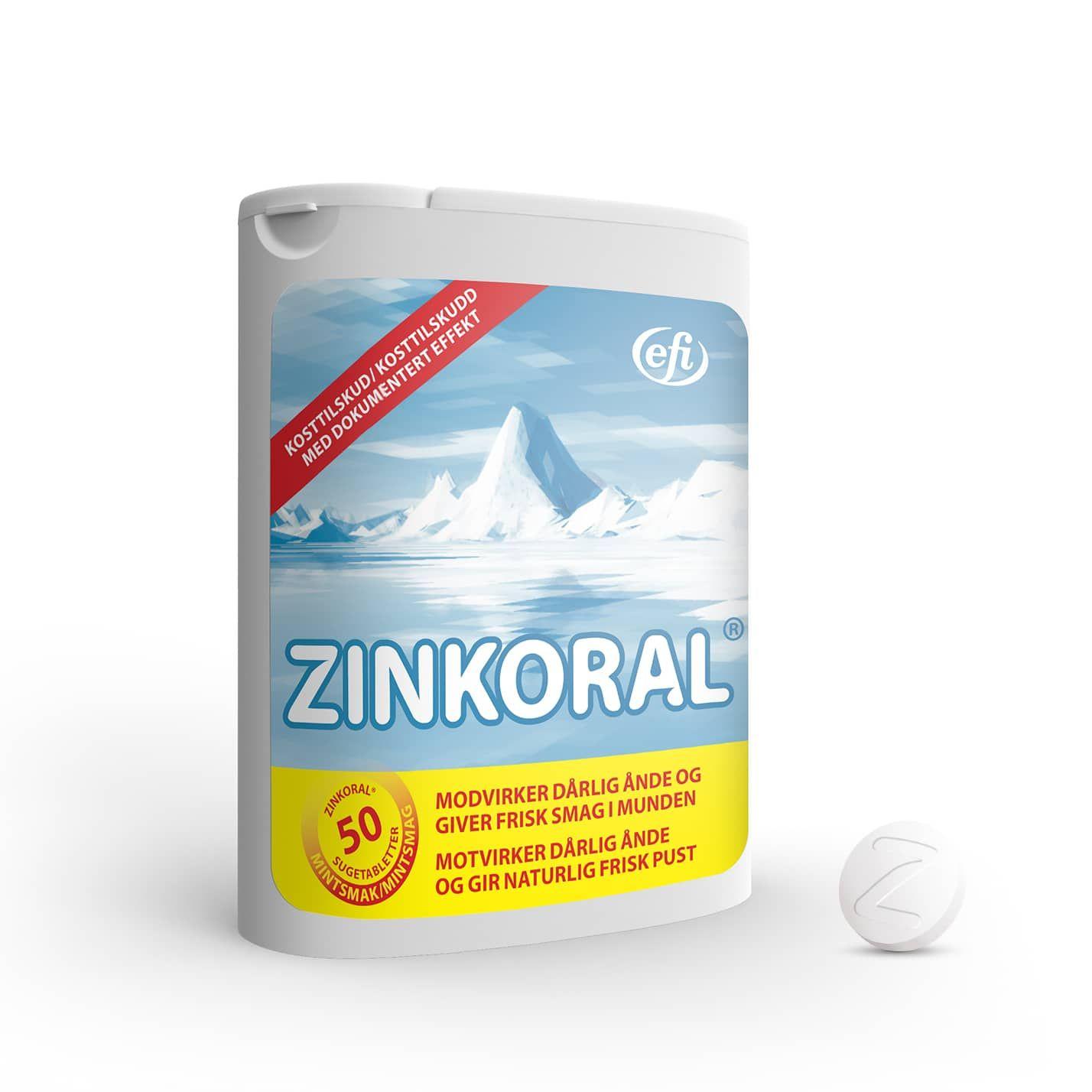 https://www.efishop.no/Web-Shop/Produkter/Kosttilskudd/Zinkoral/p/10358/?utm_source=WEB&utm_medium=VG&utm_content=W-00006312&utm_campaign=20210201_WEB_VG_W-00006312&o=W-00006312 KJØP HER: Klikk på bildet for å bestille Zinkoral i dag.
