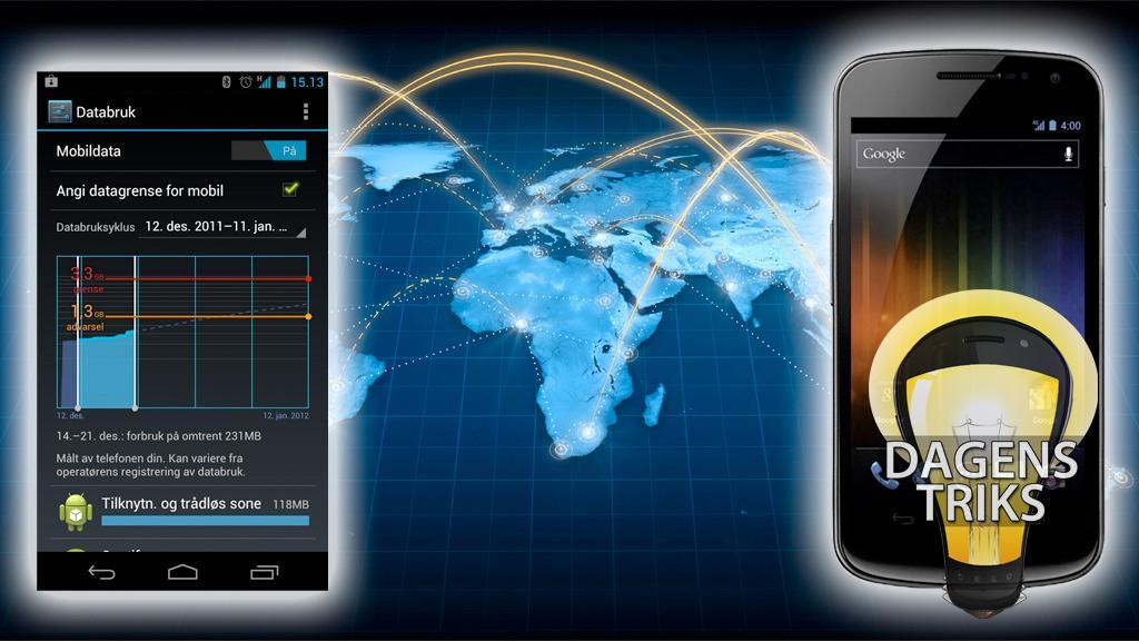 De smarteste funksjonene i Android 4.0