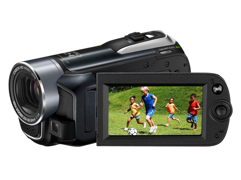 Legria HF R18 - Et rimelig HD-kamera.