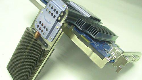 GeForce 7800 GT blir vifteløst