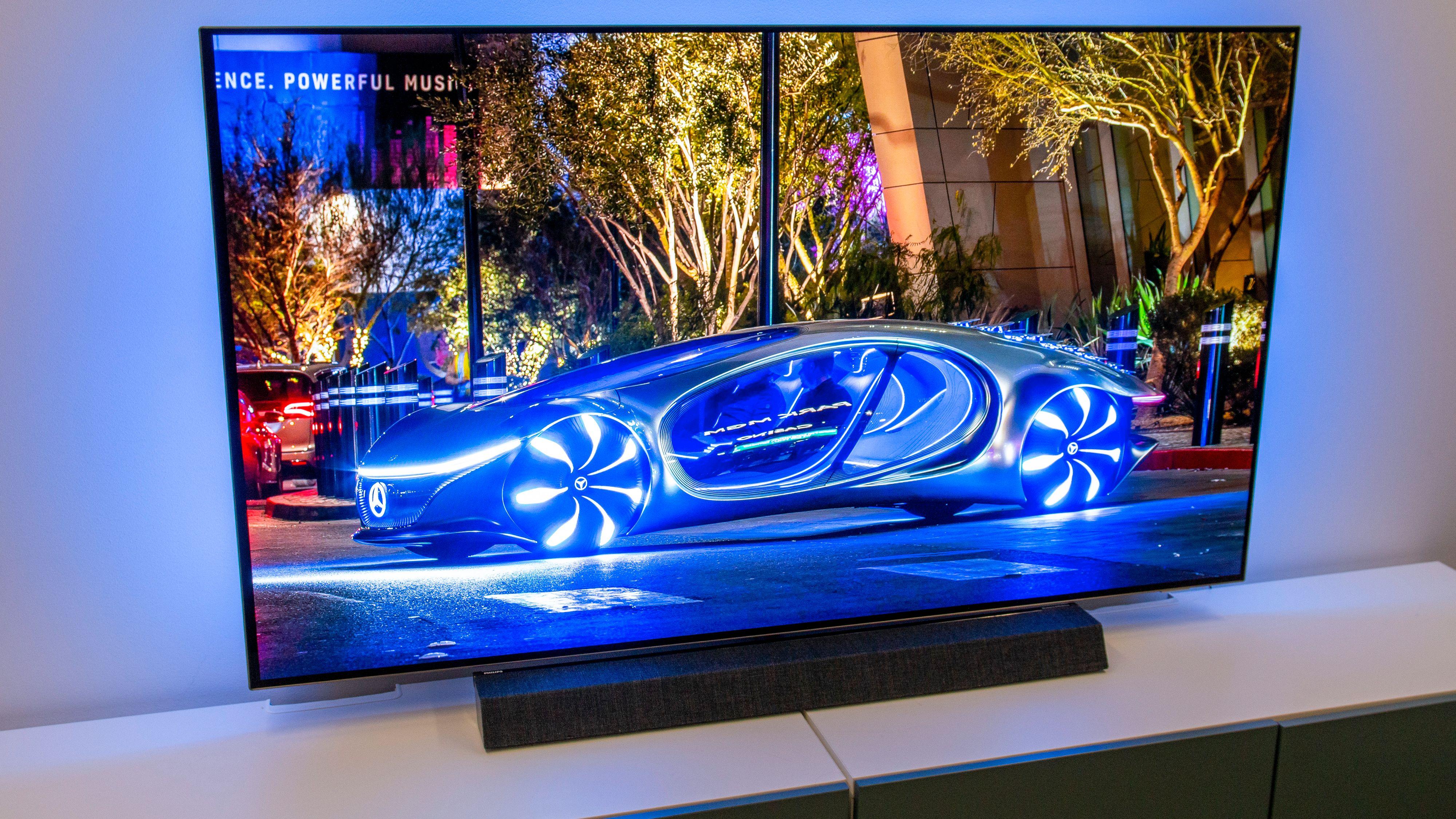 Denne TV-en kan by på mye mer enn bare et bra bilde