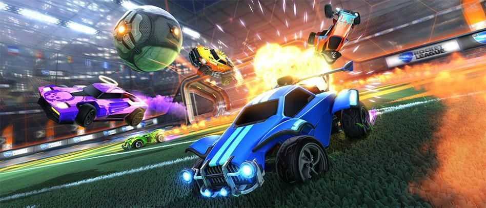 Rocket League blir gratis i sommer