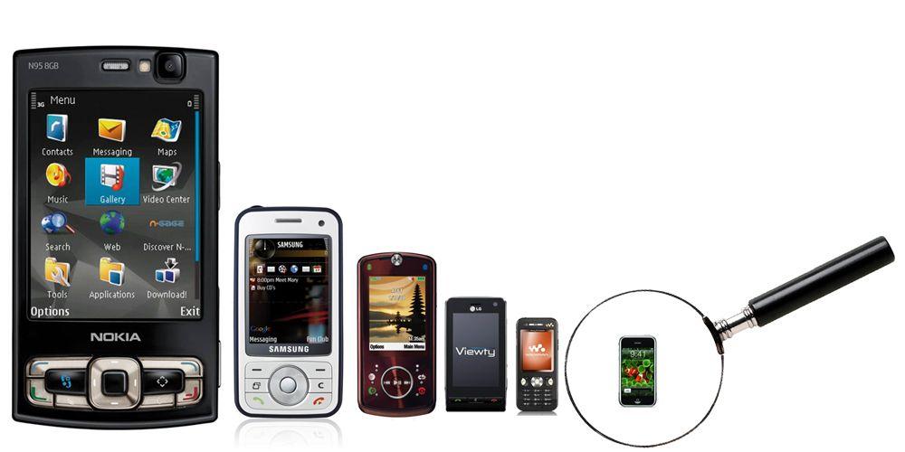 Nokia øker, Sony Ericsson faller