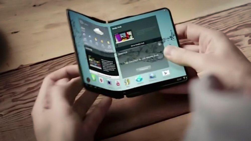 Samsung skal lage bøyelige mobiler med kunstige «muskler»