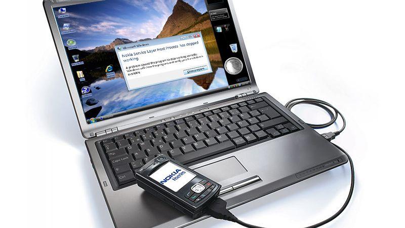 Nokia fjerner Vista-støtten
