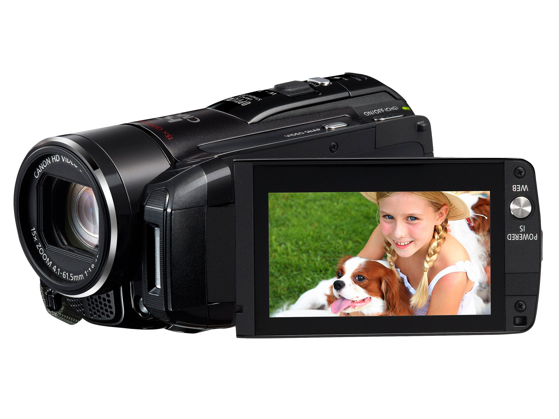 Legria HF M31 - Et HD-kamera i mellomklassen.
