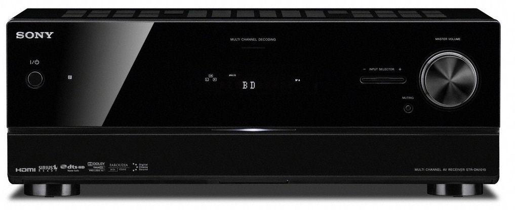 Sonys første med HDMI 1.4
