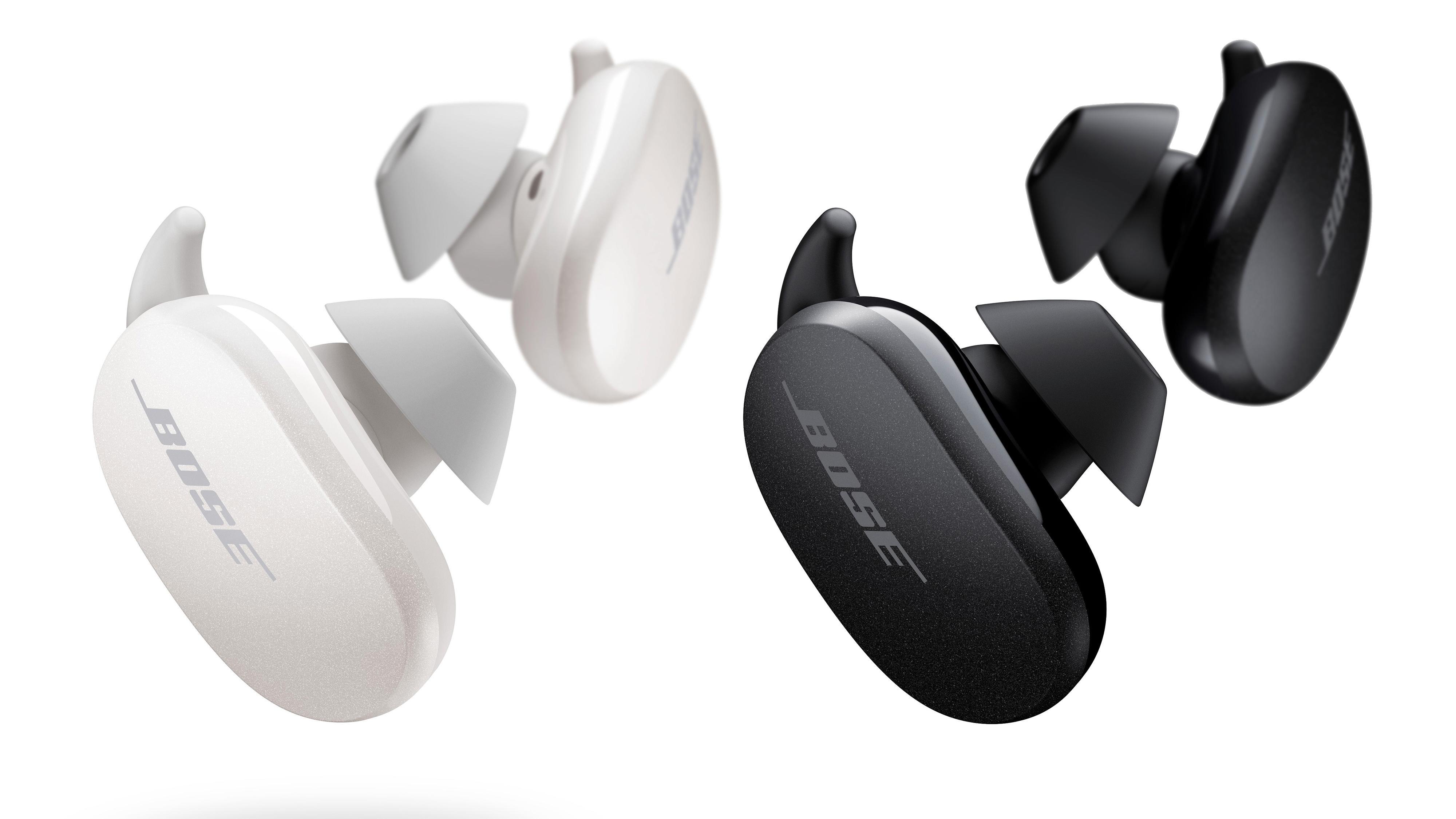 Bose går tilbake til QuietComfort-navnet: Slipper nye ørepropper med støydemping