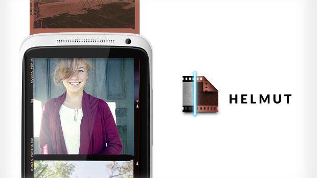 Nå kan du skanne negativer med mobiltelefonen