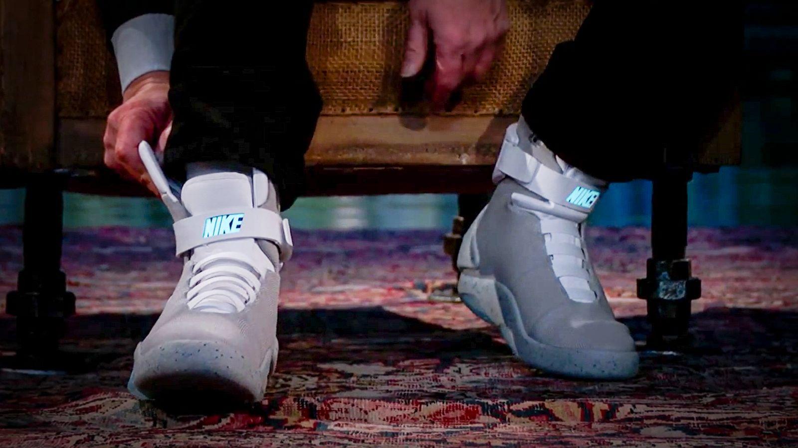Ny teknologi Skoene som skal forandre fremtiden