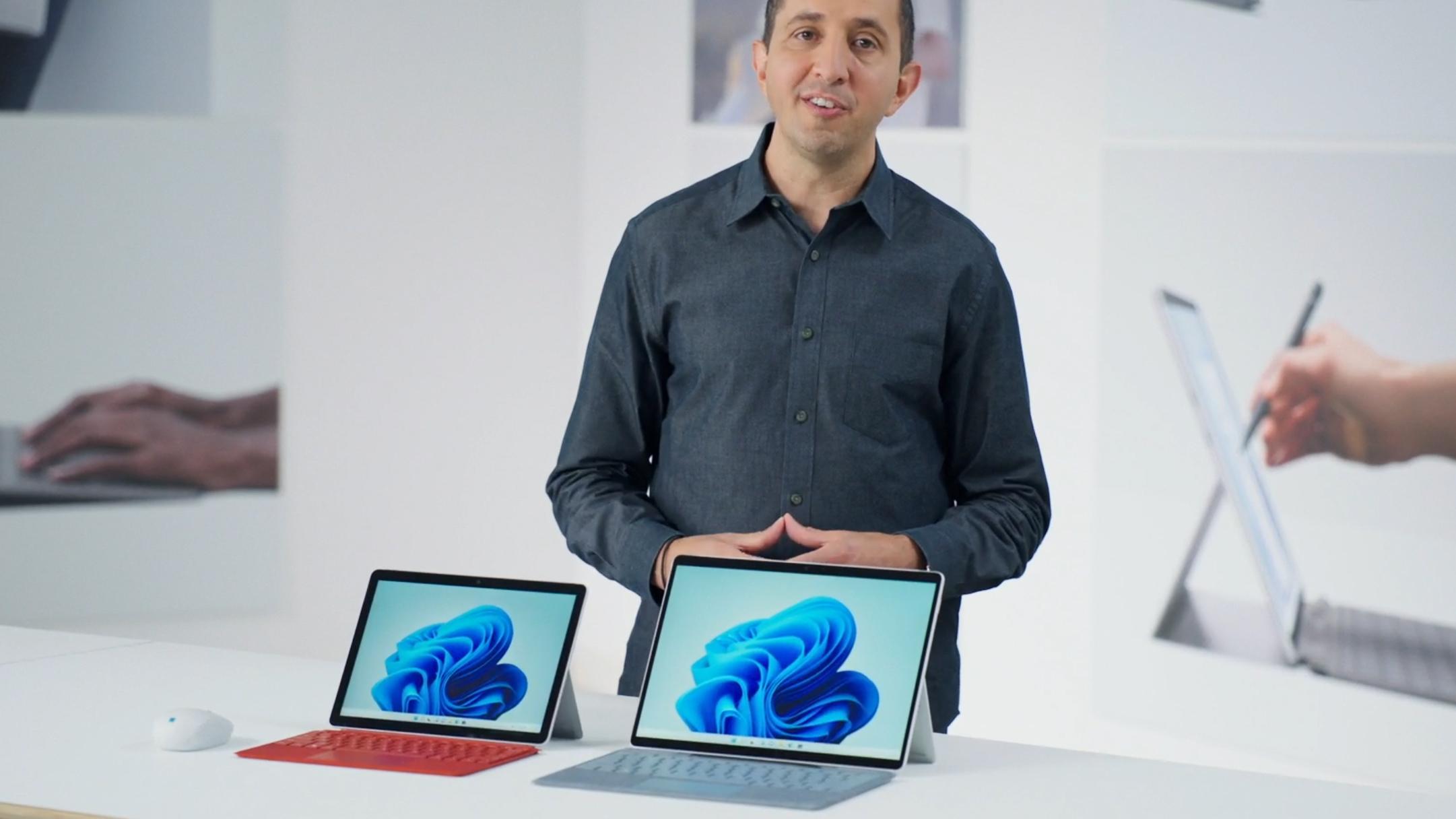 Surface Go 3.