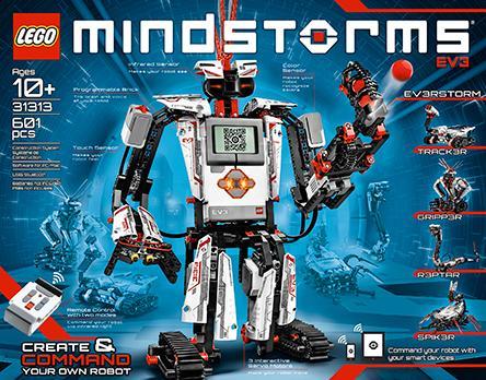 Legos Mindstorms-serie ble i utgangspunktet laget av toppingeniører. Så gjorde brukerne den bedre.Foto: Lego