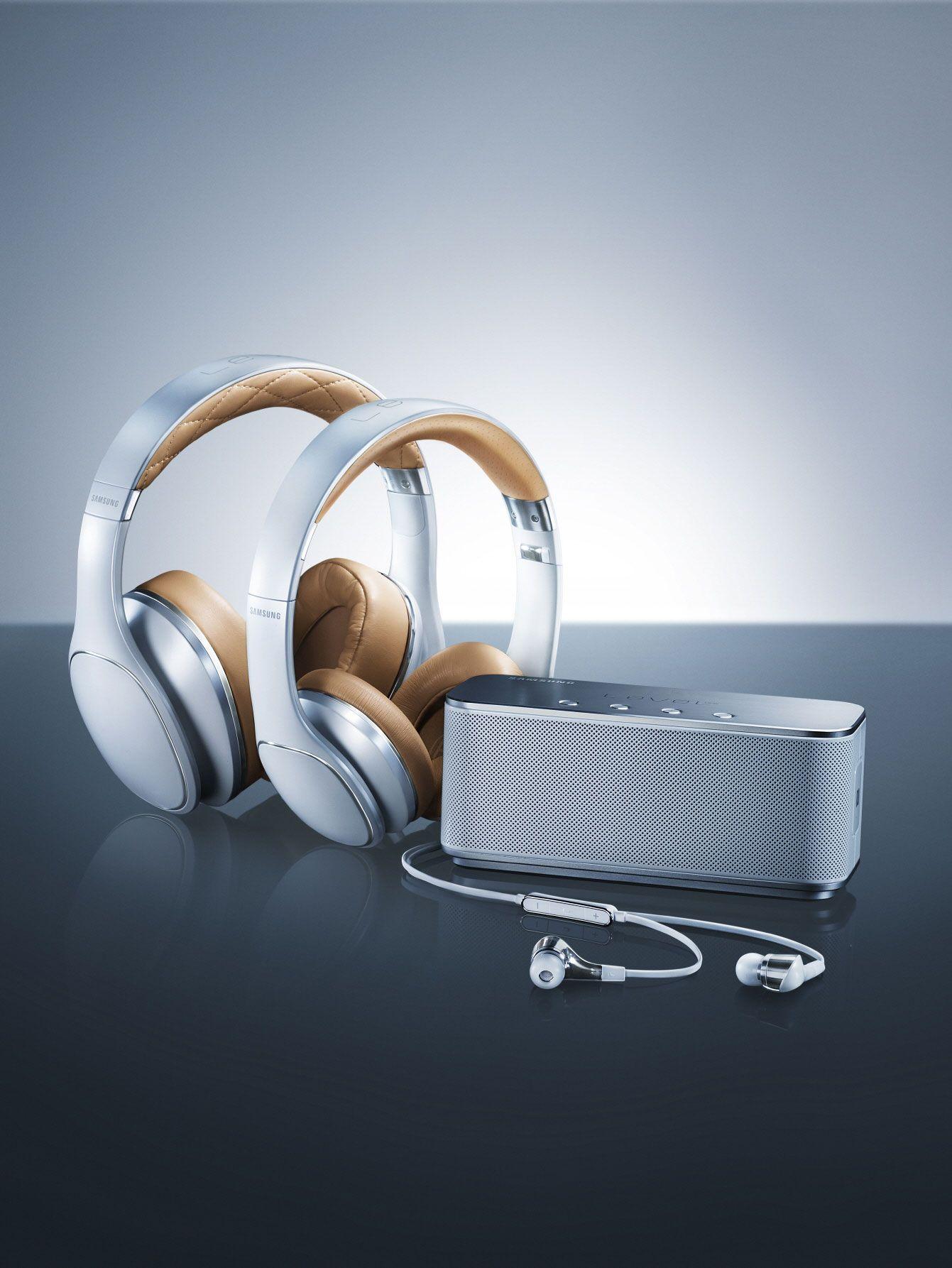 Samsung har flere lydproduker i den nye Level-serien.Foto: Samsung