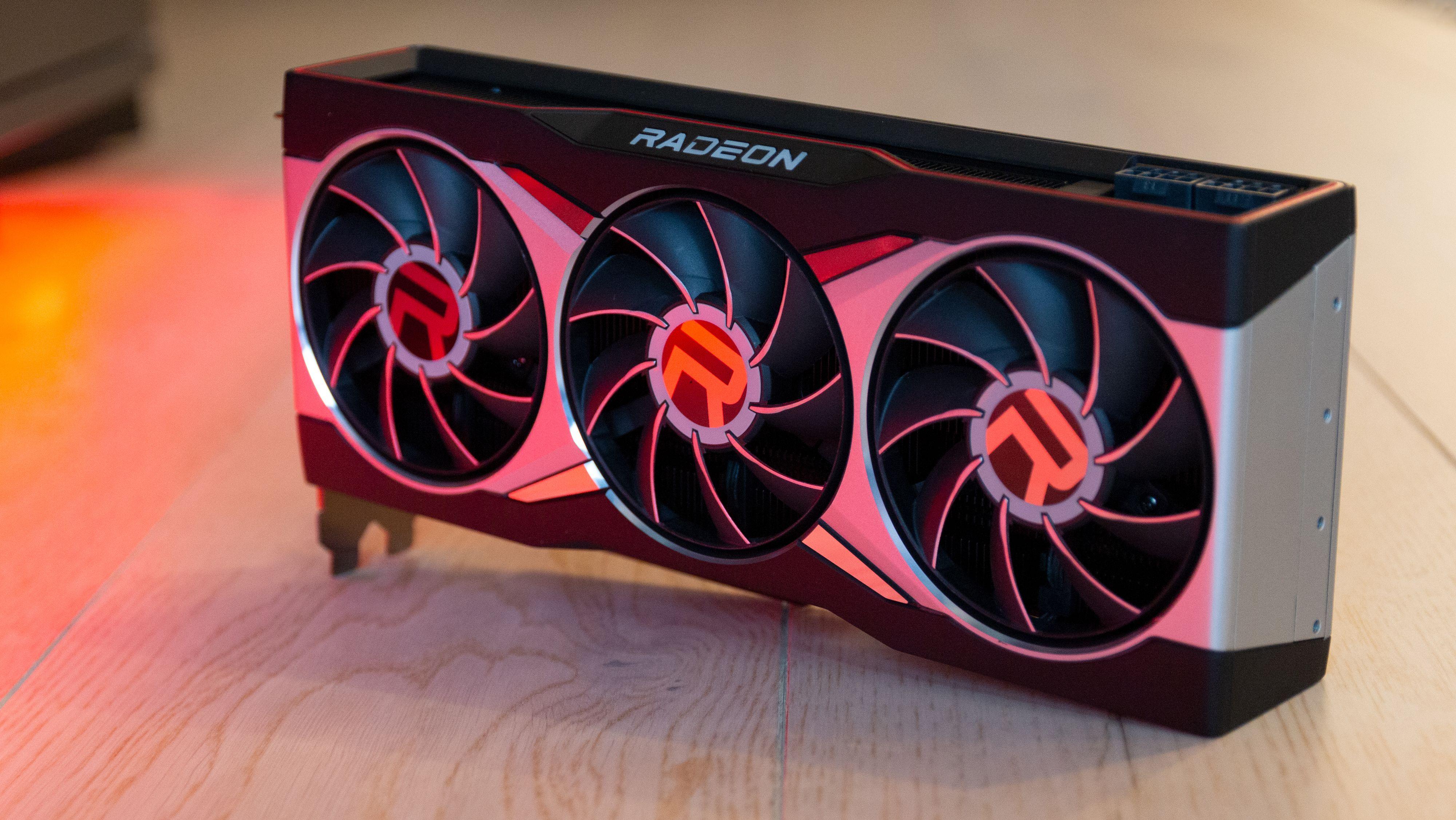 Radeon RX 6800 XT.