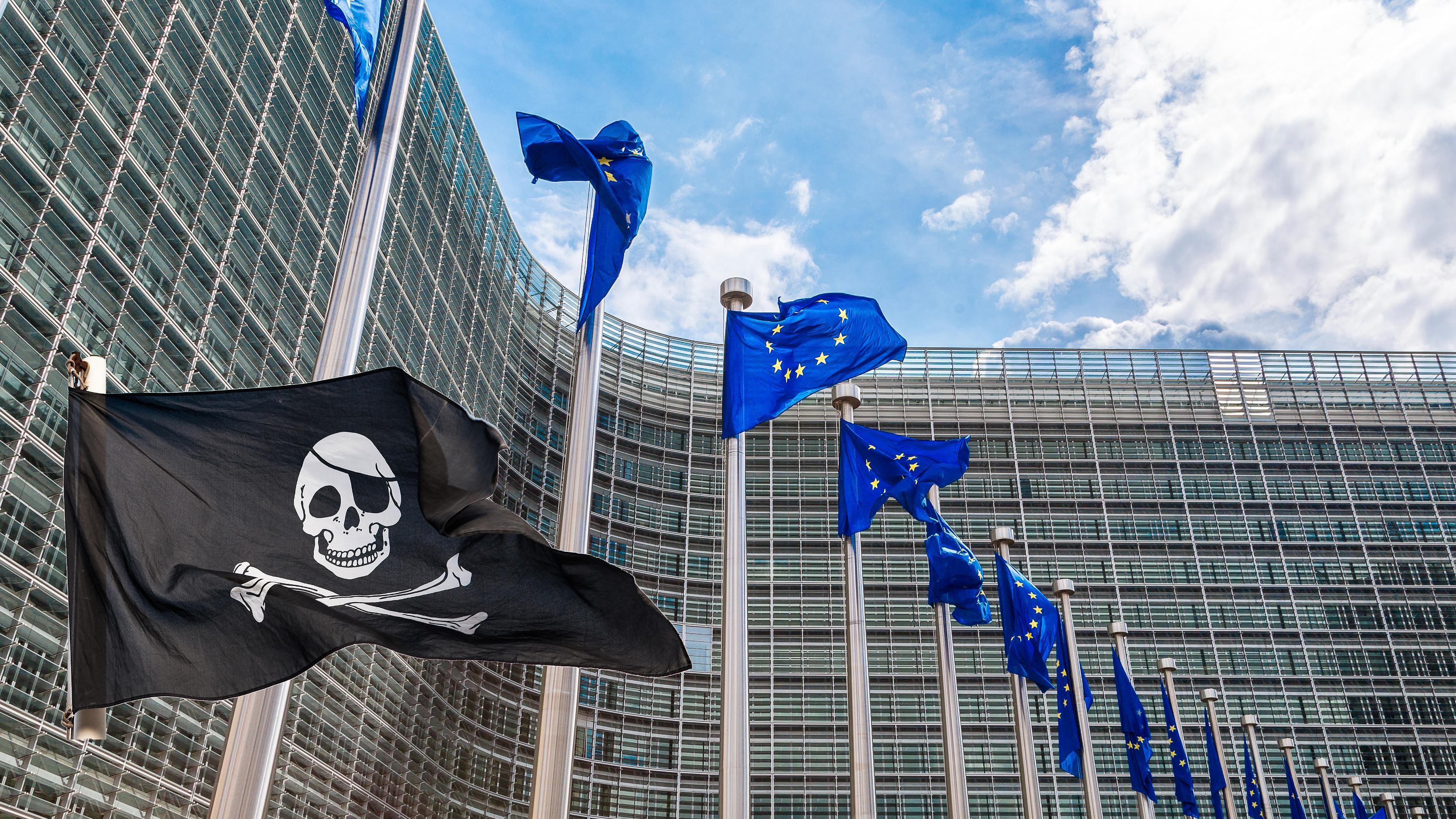 EU vil tvinge nettjenester til å innføre «antipirat-filter» – møter sterke reaksjoner