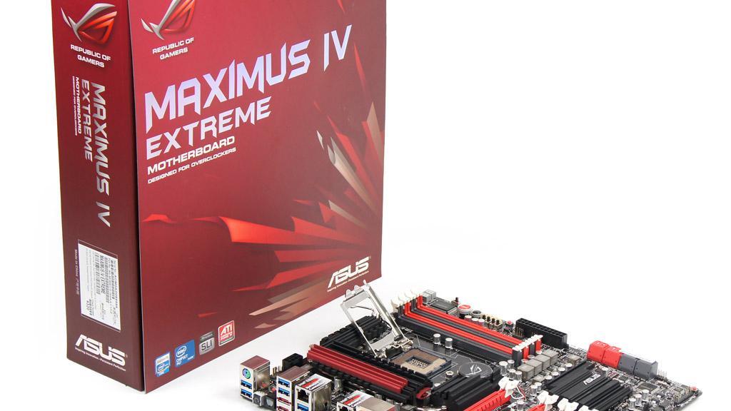 Asus lanserer Maximus for Sandy Bridge