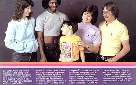 «Halv-T-skjortene» ble heldigvis på 80-tallet.