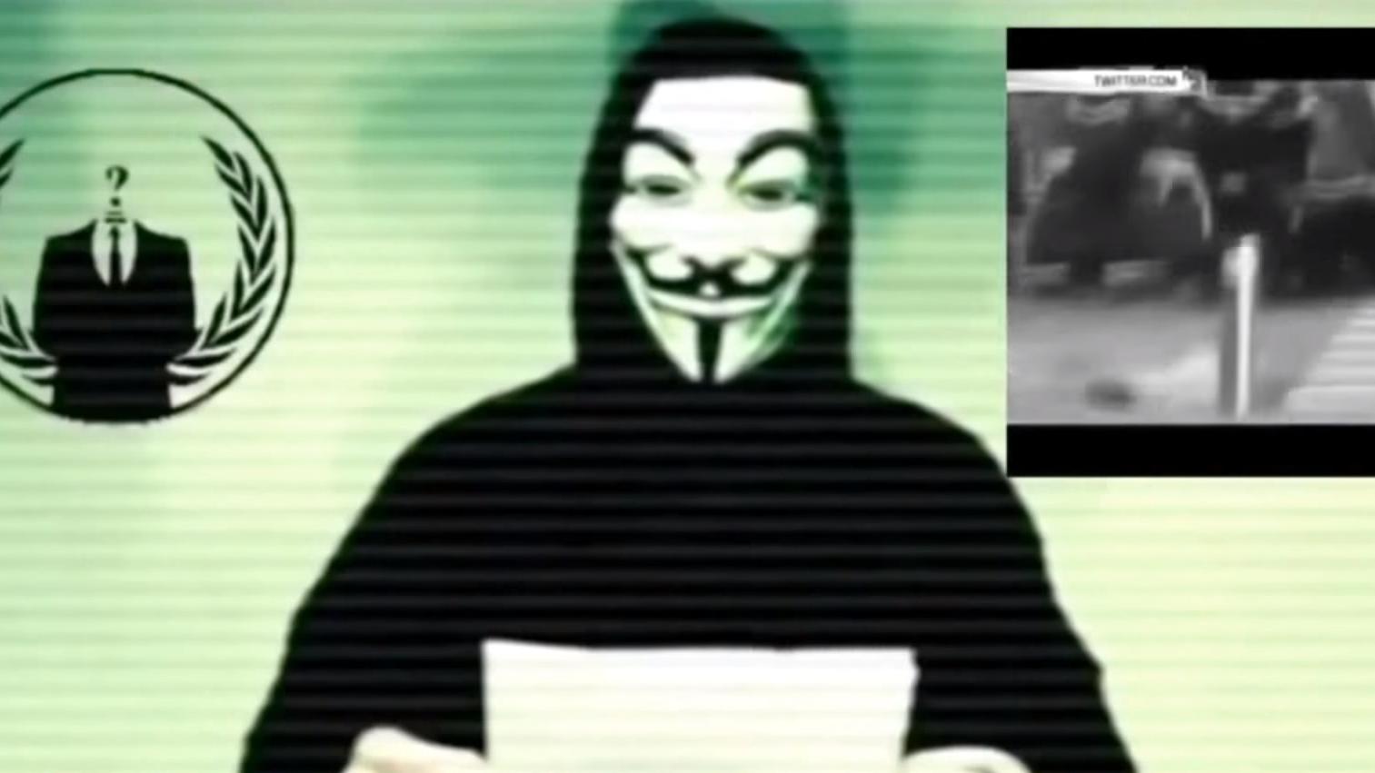 Anonymous erklærer krig mot IS etter Paris-terror