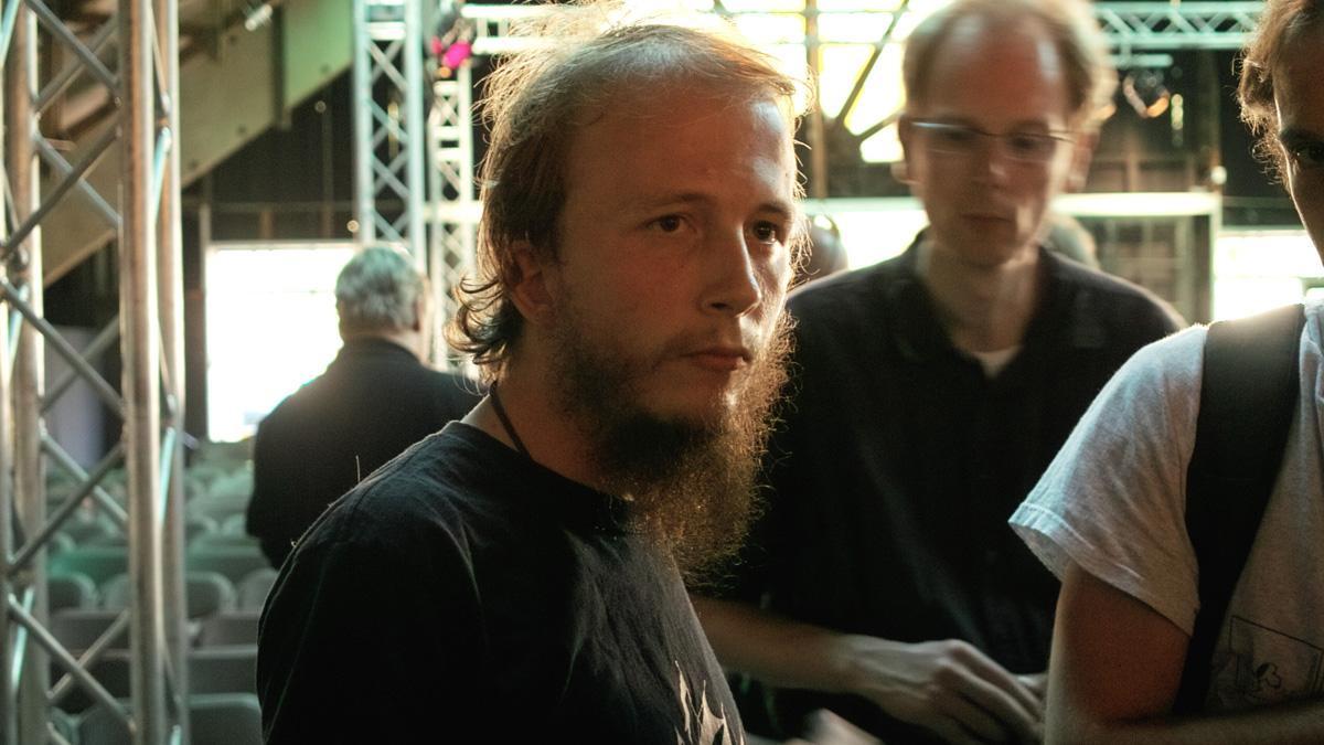 Gottfrid Svartholm fra noen år tilbake. Foto: Nicolas Vigier / Flickr