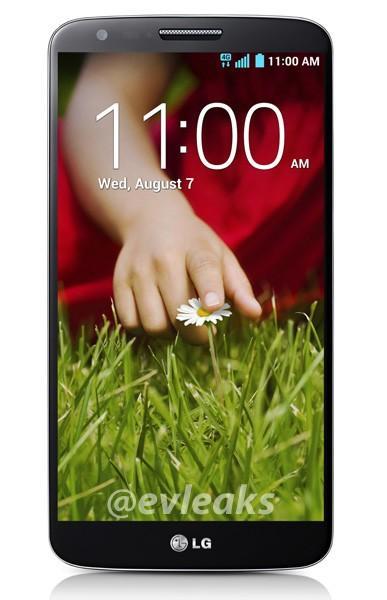 LG G2 er en av de mest spennende nykommerne denne måneden. Foto: LG