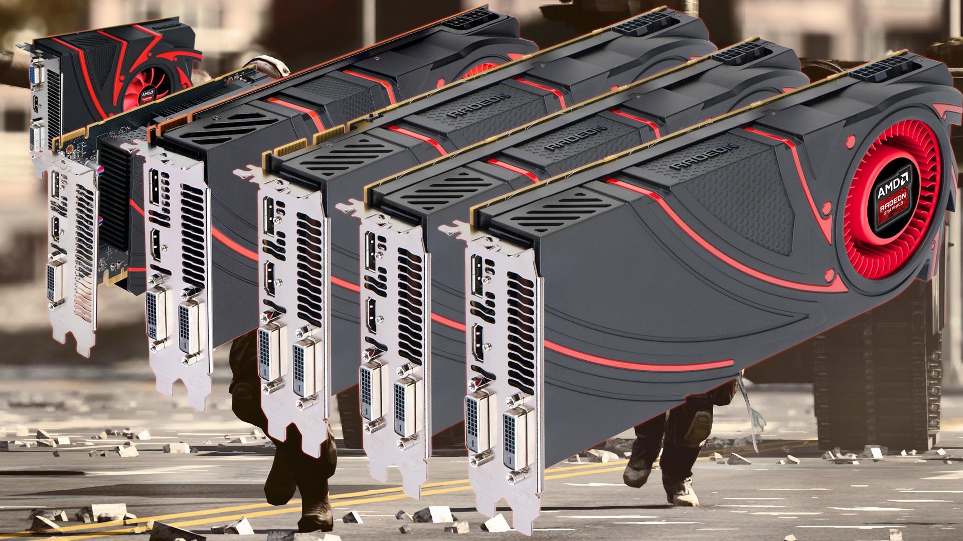 Toppmodellen fra AMD rustes opp i god tid før jul