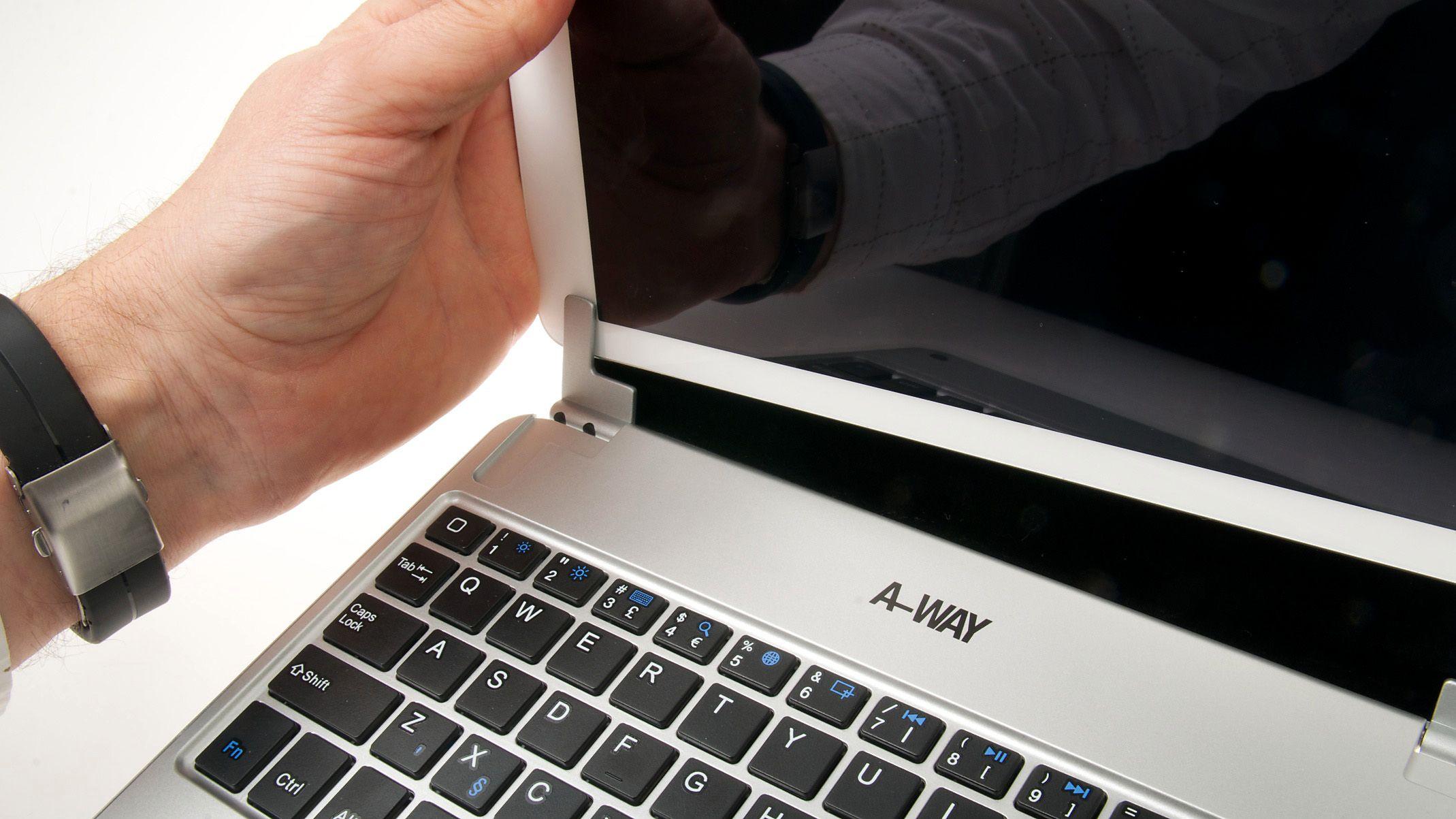 Lag en «MacBook»av iPad en din Tek.no