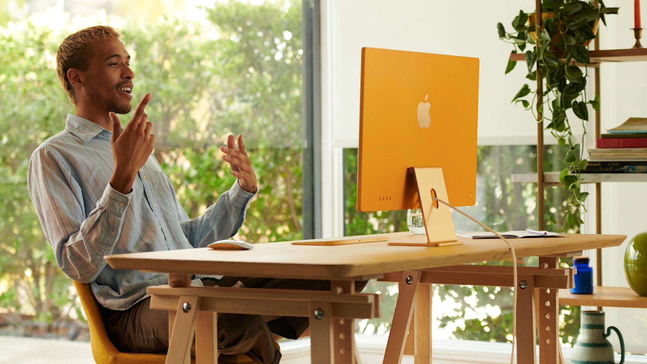 Nye iMac er syltynn og fargesprakende