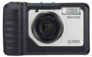 Ricoh G700 burde tåle en støyt.