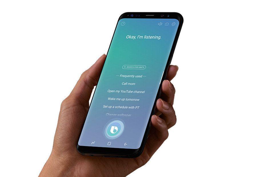 Samsung vil lage sin egen taleassistent med Bixby.