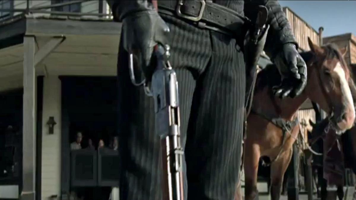 Drapsrobotene slippes løs i Westworld
