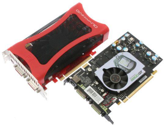 Med for eksempel et Nvidia GTX 8600GTS PCIe-kort og rette drivere kan du spille flere titler som de splitter nye skjermkortene ikke forstår seg på. Foto: Rolf B. Wegner, Tek.no