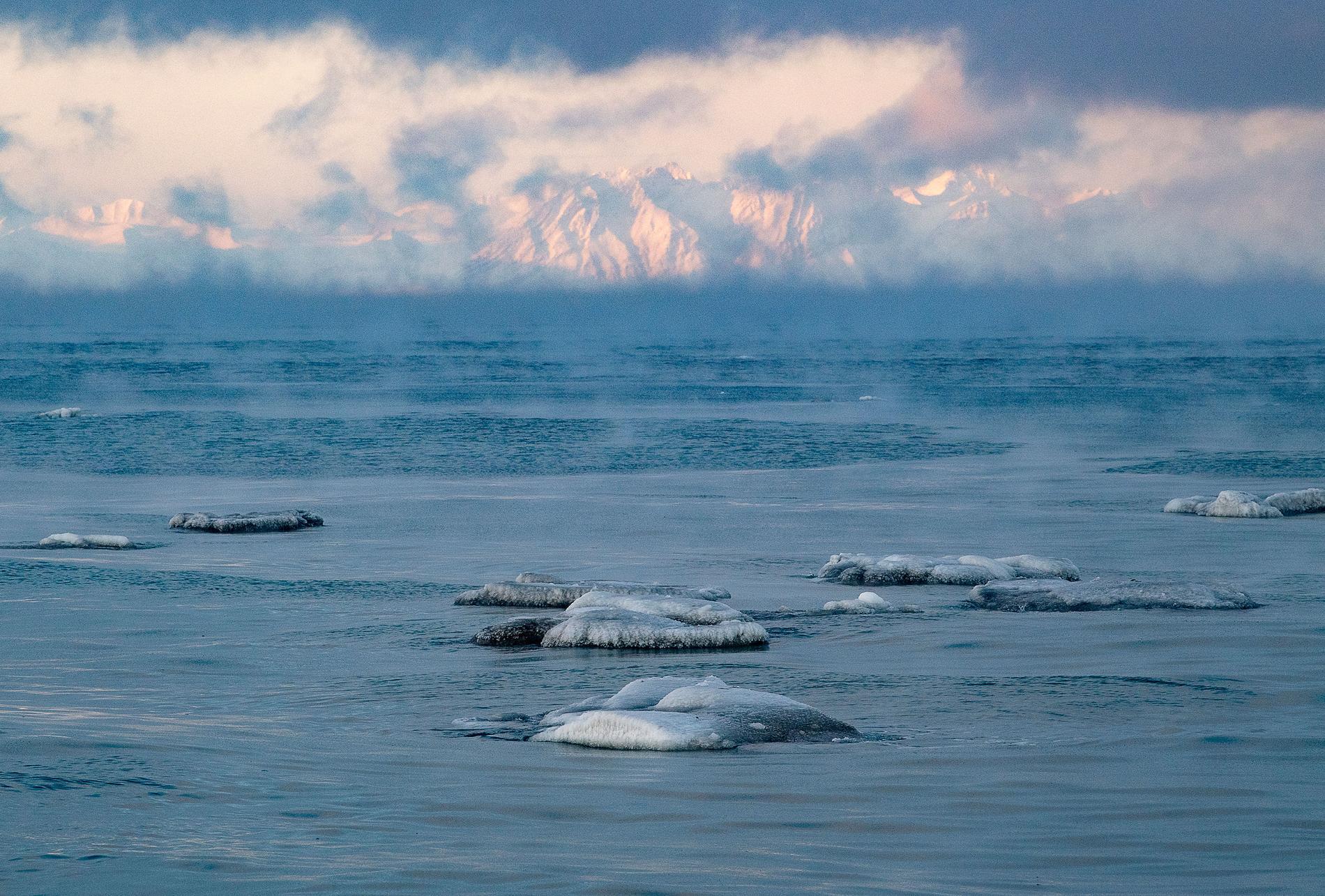 Arktis och Svalbard hör till de områden i världen som drabbats hårdast av klimatförändringarna.
