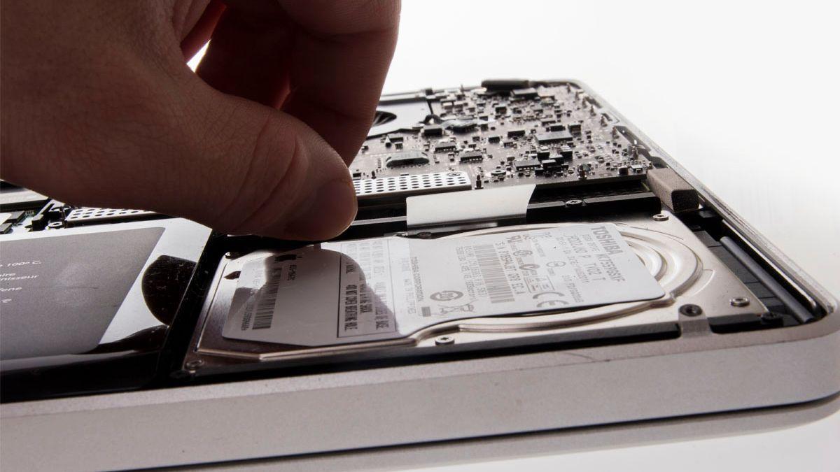 Slik bytter du til SSD på Mac