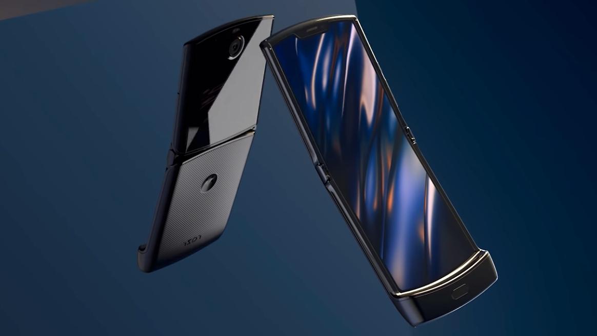 Motorola bringer tilbake klapptelefonen med den foldbare Razr