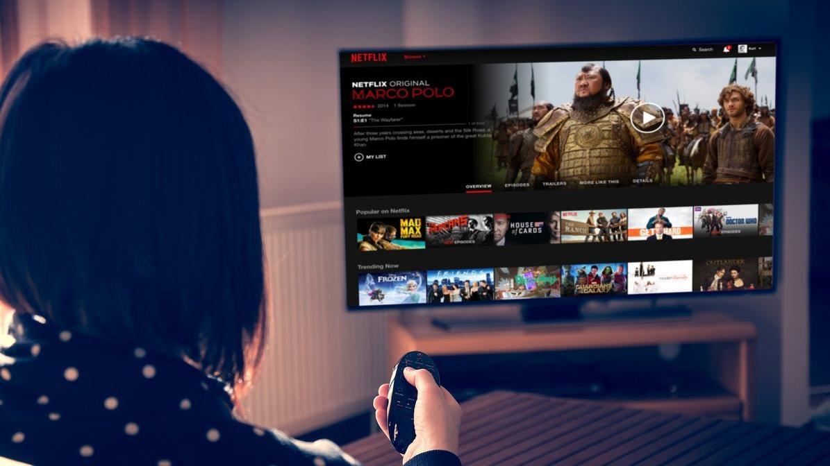 Netflix kan få reklame mellom episodene