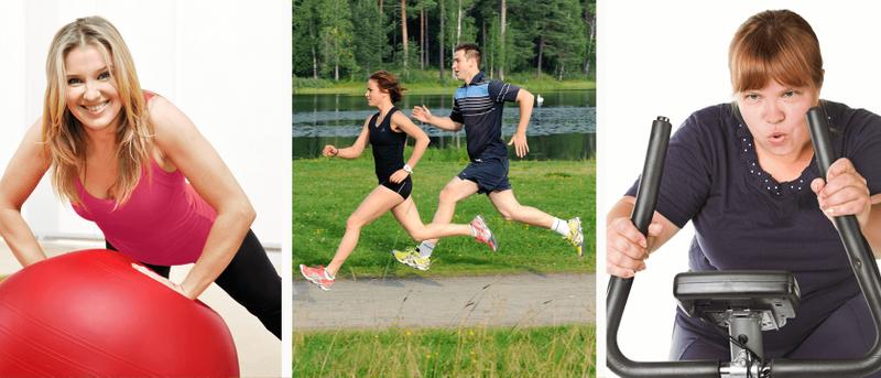 Testa: Vilken träningstyp är du?