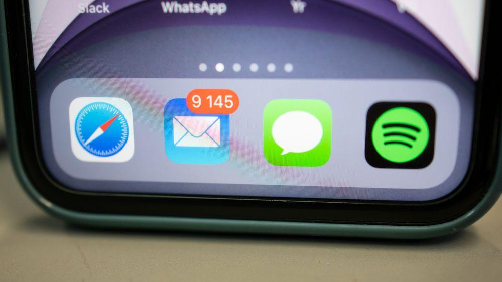 – Apple vurderer å la deg bytte ut standardappene på iPhone