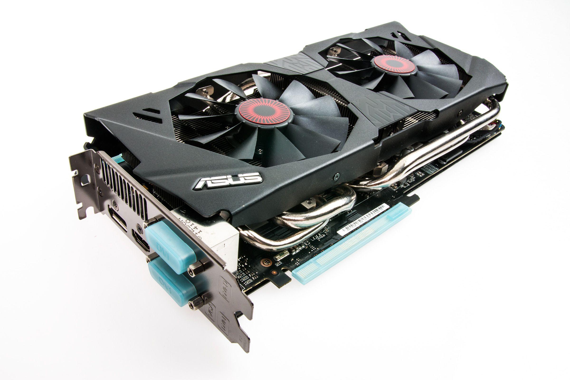 De to store viftene på Asus GeForce GTX 780 Strix OC skal stort sett stå stille.Foto: Varg Aamo, Hardware.no