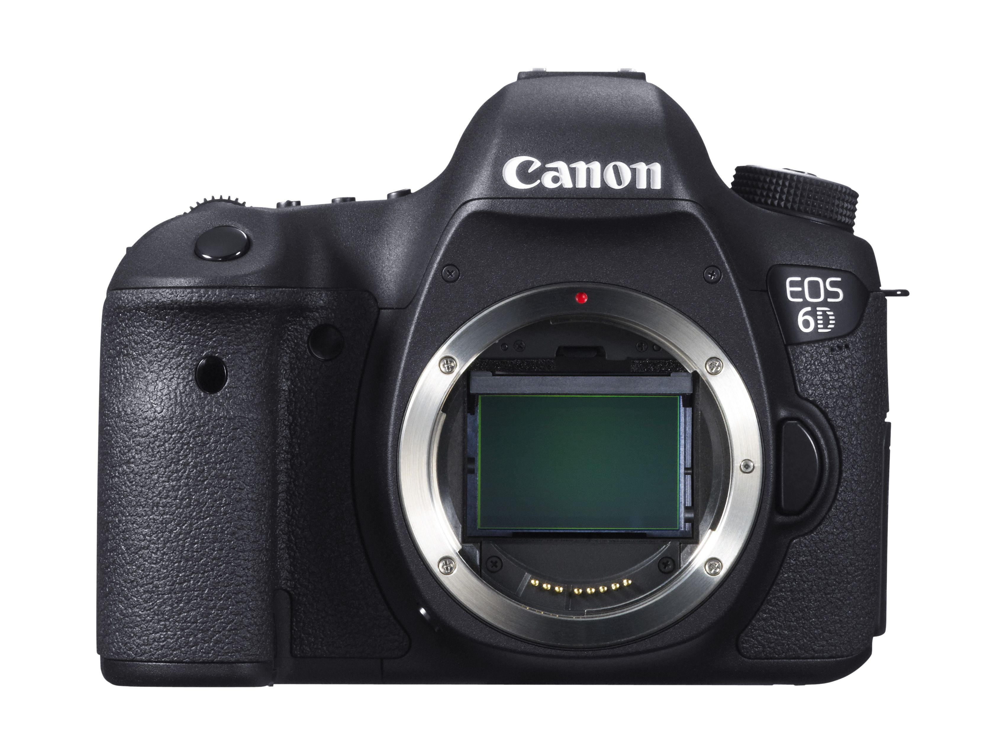 Canon EOS 6D.Foto: Canon