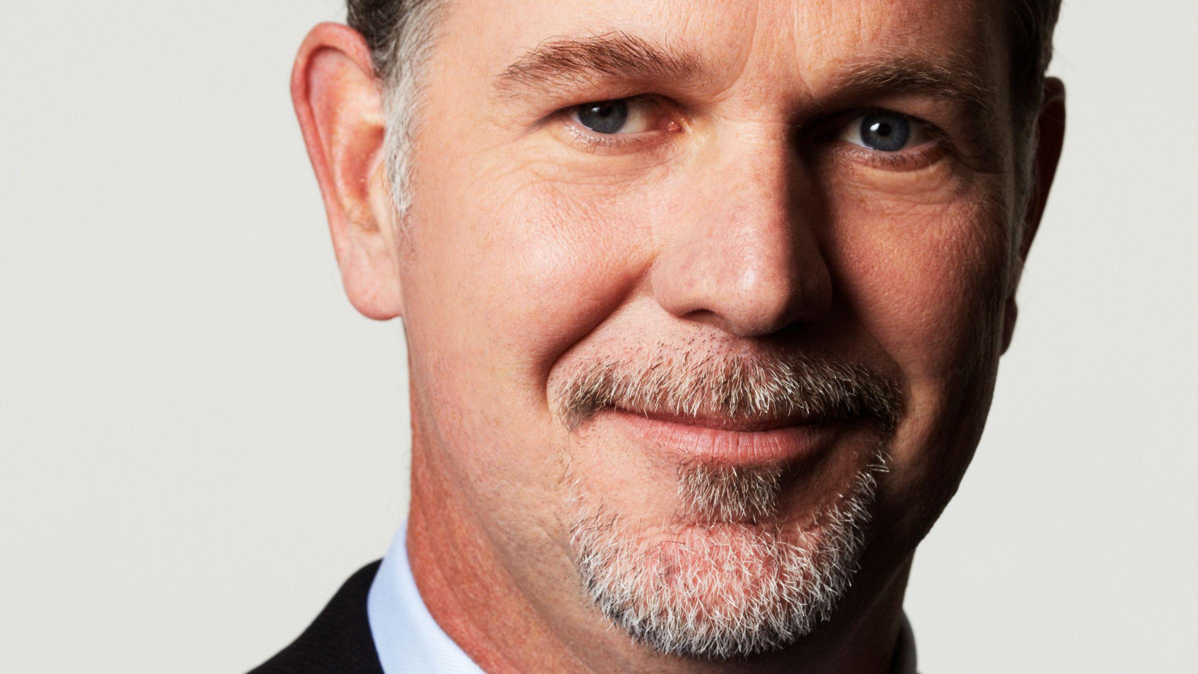 Netflix-sjefen Reed Hastings er omsider åpen for offline-avspilling.
